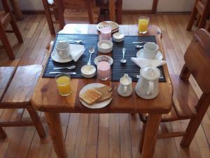 Hosteria Lekun Lekun, Gasthäuser  Villa La Angostura - big - 69