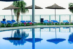 Leonardo Plaza Hotel Dead Sea, Hotels  Neve Zohar - big - 39
