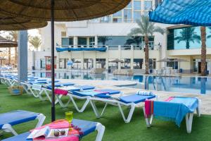 Leonardo Plaza Hotel Dead Sea, Отели  Неве-Зоар - big - 53