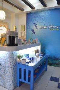 Fish House, Priváty  Dongshan - big - 81