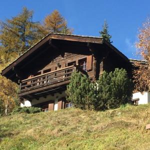 Chalet Annika, Horské chaty  Grimentz - big - 1