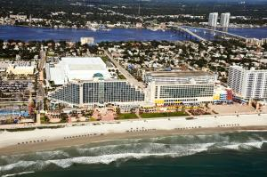 Hilton Daytona Beach Resort, Resorts  Daytona Beach - big - 29