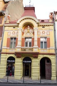 Studio Premium Mureșenilor, Апартаменты  Брашов - big - 1