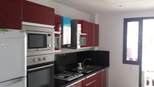 Apartement Eden Tamaris, Ferienwohnungen  Dar Bouazza - big - 39