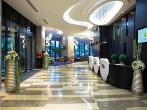 Ibis Styles Nantong Wuzhou International Plaza, Szállodák  Nantung - big - 22