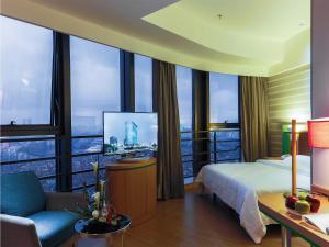 Ibis Styles Nantong Wuzhou International Plaza, Отели  Наньтун - big - 19