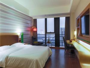 Ibis Styles Nantong Wuzhou International Plaza, Отели  Наньтун - big - 4