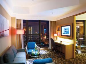 Ibis Styles Nantong Wuzhou International Plaza, Отели  Наньтун - big - 45
