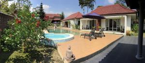 Villa Kendi, Комплексы для отдыха с коттеджами/бунгало  Kalibaru - big - 18