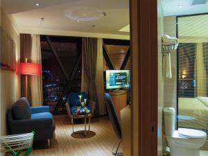 Ibis Styles Nantong Wuzhou International Plaza, Отели  Наньтун - big - 8
