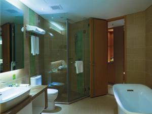 Ibis Styles Nantong Wuzhou International Plaza, Отели  Наньтун - big - 10