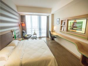 Ibis Styles Nantong Wuzhou International Plaza, Отели  Наньтун - big - 3