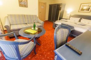 Kurhaus Devin, Hotels  Stralsund - big - 8