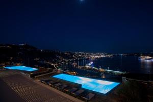 Aeri Villas and Studios, Apartmánové hotely  Tourlos - big - 6