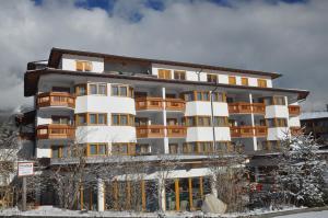 Aktiv-Hotel Traube, Szállodák  Wildermieming - big - 48