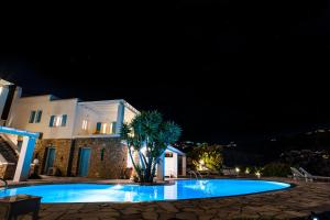 Adikri Villas & Studios, Aparthotels  Tourlos - big - 15