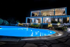 Adikri Villas & Studios, Aparthotels  Tourlos - big - 16