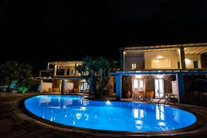 Adikri Villas & Studios, Aparthotels  Tourlos - big - 18