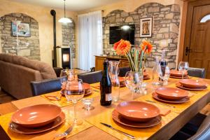 Apartment Stancija Rosello, Appartamenti  Novigrad Istria - big - 46
