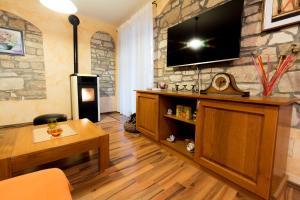 Apartment Stancija Rosello, Appartamenti  Novigrad Istria - big - 50