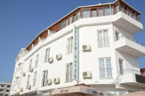 Отель Meltem Hotel, Игнеада