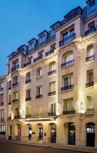 Hotel L'Echiquier Opéra Paris (11 of 87)