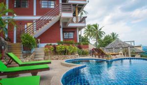 Laem Sila Resort, Rezorty  Lamai - big - 166