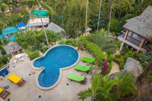 Laem Sila Resort, Rezorty  Lamai - big - 156