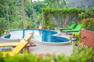 Laem Sila Resort, Rezorty  Lamai - big - 152