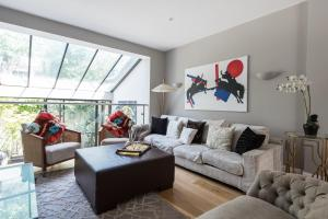 onefinestay - South Kensington private homes III, Апартаменты  Лондон - big - 61