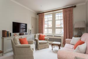 onefinestay - South Kensington private homes III, Апартаменты  Лондон - big - 55