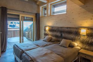 Chalet l'Eveil, Alpesi faházak  Grimentz - big - 20