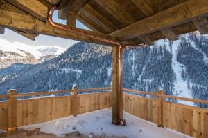 Chalet l'Eveil, Alpesi faházak  Grimentz - big - 14