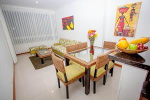 Travelers Orange Cartagena, Aparthotely  Cartagena - big - 9
