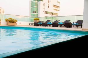 Travelers Orange Cartagena, Apartmanhotelek  Cartagena de Indias - big - 1