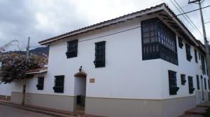 Casa Villa de Leyva, Ferienhäuser  Villa de Leyva - big - 11