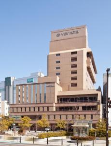 Kōriyama Hotels