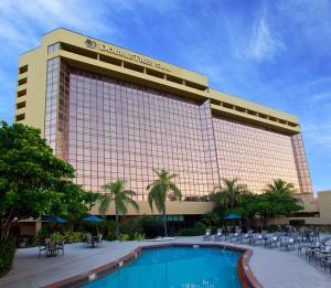 DoubleTree by Hilton Hotel Miami Airport & Convention Center, Отели  Майами - big - 15