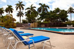 DoubleTree by Hilton Hotel Miami Airport & Convention Center, Отели  Майами - big - 41