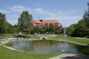 Flair Park Hotel Ilshofen - Langenburg