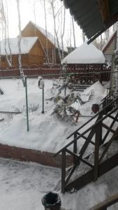 Дом на Луговой , Дома для отпуска  Новоабзаково - big - 65