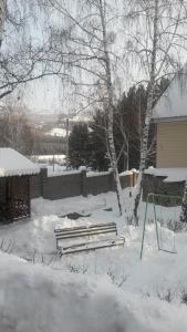 Дом на Луговой , Дома для отпуска  Новоабзаково - big - 66