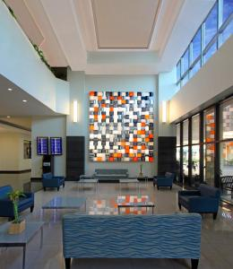 DoubleTree by Hilton Hotel Miami Airport & Convention Center, Отели  Майами - big - 25
