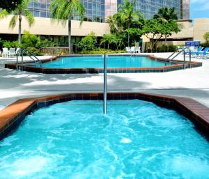 DoubleTree by Hilton Hotel Miami Airport & Convention Center, Отели  Майами - big - 42