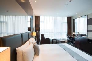 I Square Hotel, Hotel  Gimhae - big - 44