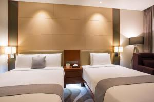 I Square Hotel, Hotel  Gimhae - big - 3