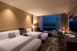 I Square Hotel, Hotel  Gimhae - big - 4
