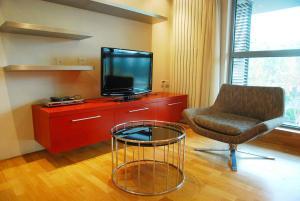 Rich&Young Seasons Park Service Apartment, Ferienwohnungen  Peking - big - 17