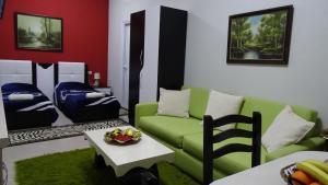 Central Apartments Shoshi, Ferienwohnungen  Tirana - big - 12