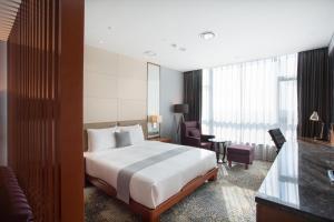 I Square Hotel, Hotel  Gimhae - big - 39